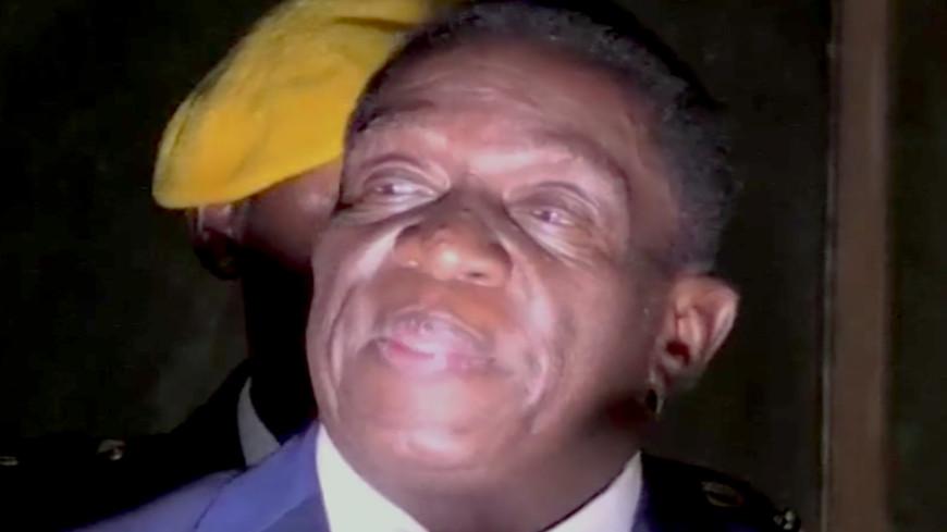 Новый президент Зимбабве Мнангагва приведен к присяге