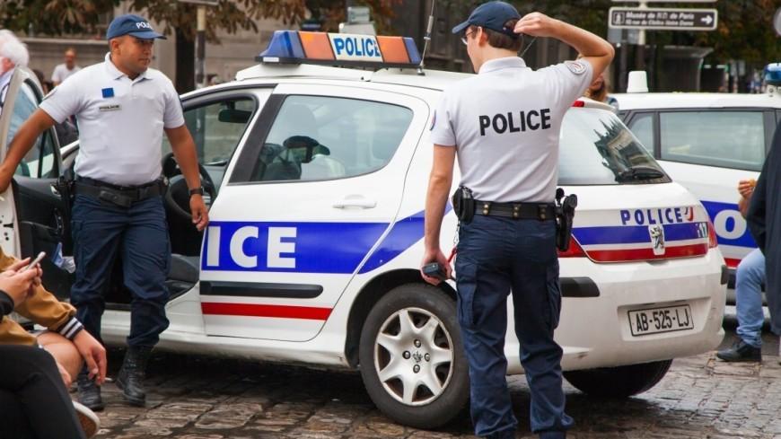 Полиция Франции