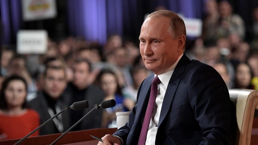 Путин: При полете в Сирию летчики прикрыли наш самолет