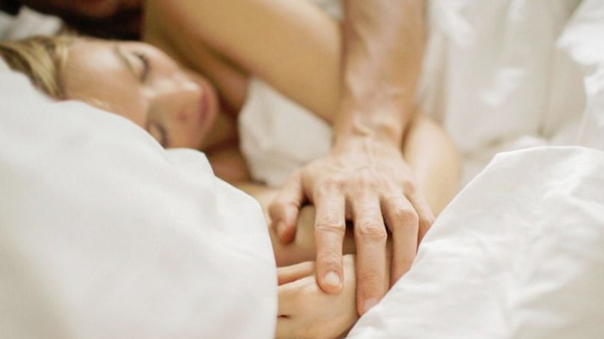 """Фото: Елизавета Шагалова, """"«МИР 24»"""":http://mir24.tv/, кровать, любовь, секс, пара, влюбленные"""