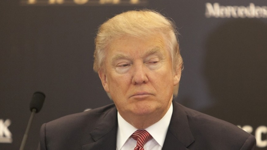 "© Фото: Максим Кулачков / ""«МИР 24»"":http://mir24.tv/  Дональд Трамп, дональд трамп"