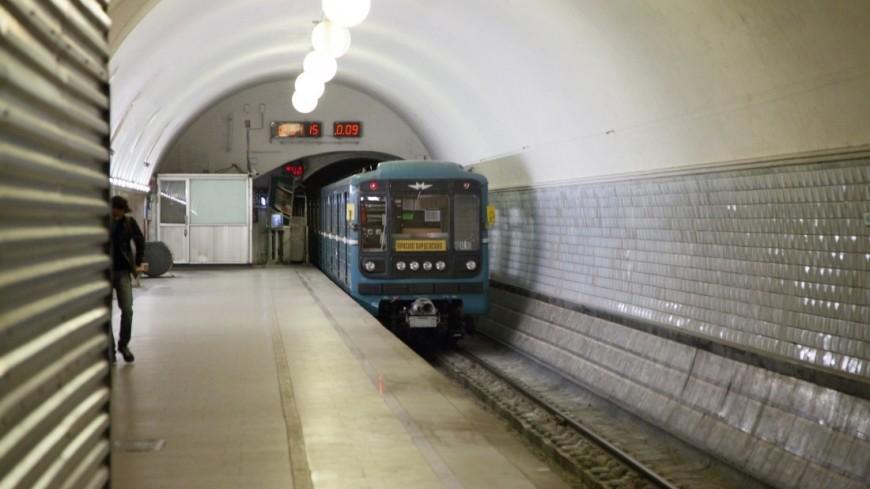 Движение на «салатовой» ветке московской подземки восстановили после сбоя
