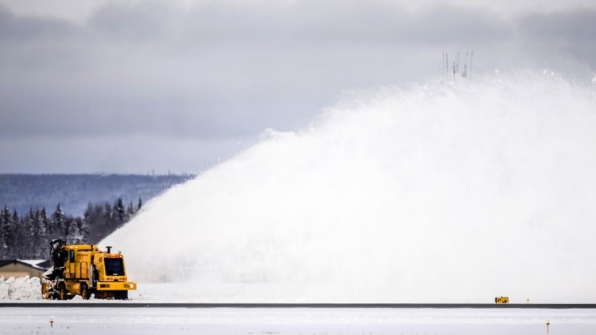 Замороженные Штаты Америки: морозы испытывают жителей США на прочность