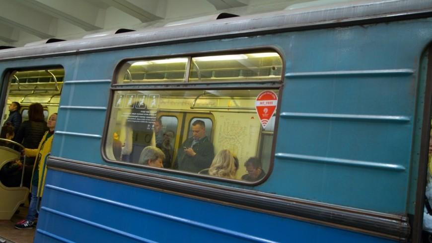 Интервалы движения поездов увеличили на«зеленой» ветке московского метро