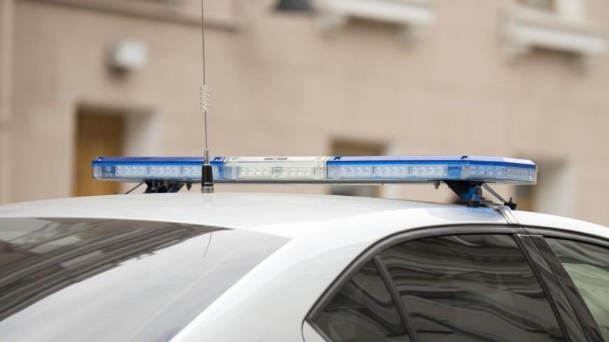 Машина инкассаторов столкнулась с автобусом в Кузбасе