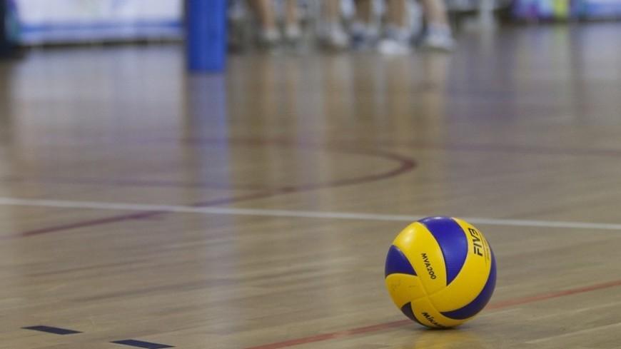 """Фото: """"«МИР 24»"""":http://mir24.tv/, детский волейбол, волейбол"""