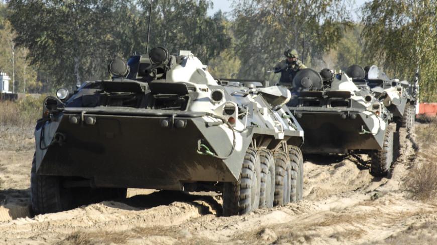 Россия передаст Таджикистану оружие, вертолеты, бронетехнику и средства ПВО