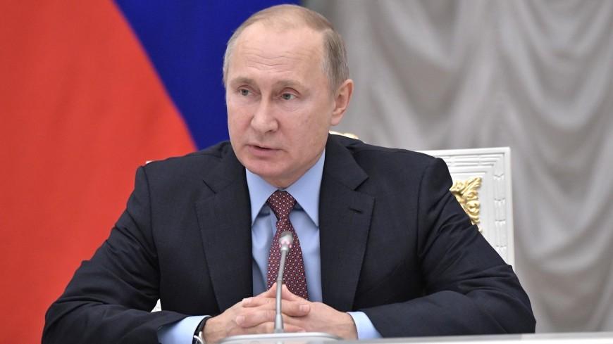 Путин: Правительство России решило все стоявшие перед экономикой вопросы