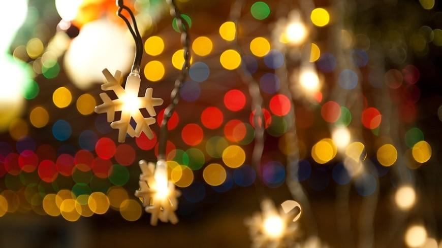 Трамп зажег огни на основной рождественской елке