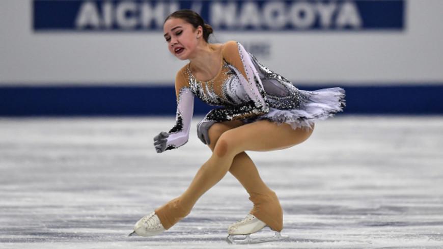 Российская фигуристка Загитова взяла «золото» в финале Гран-при