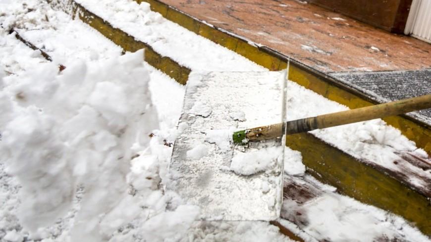Снежный коллапс застал врасплох жителей Севастополя