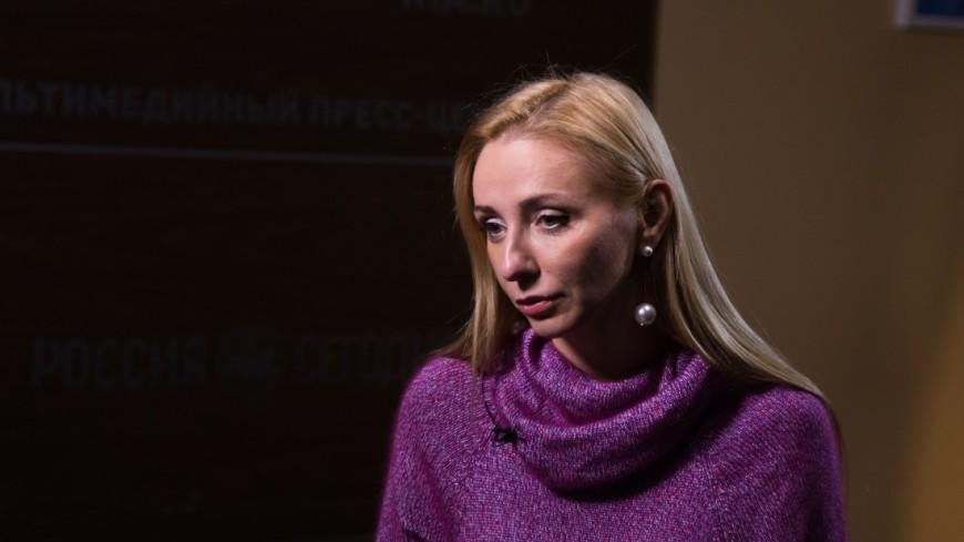 Татьяна Навка: будни и выходные ледовой принцессы