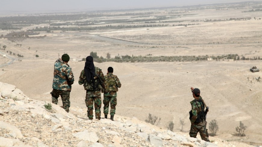 Сирийские ПВО отразили ракетный удар Израиля