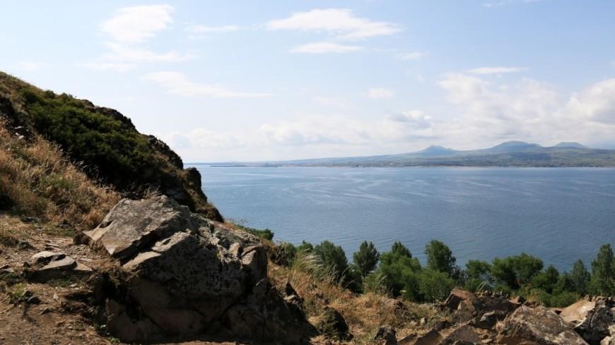 Озеро Севан,Армения, Севан, озеро, вода, лето, природа,