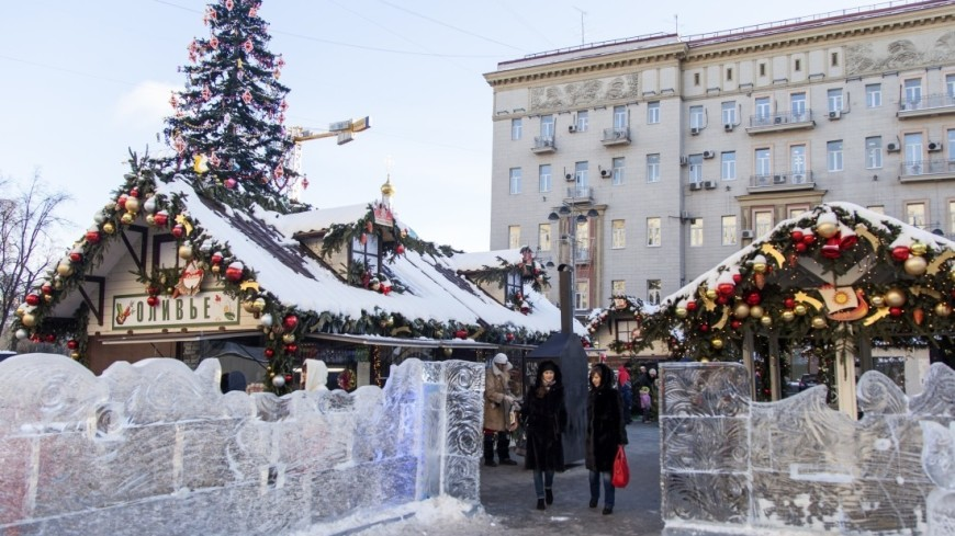 Последний день года в Москве будет снежным