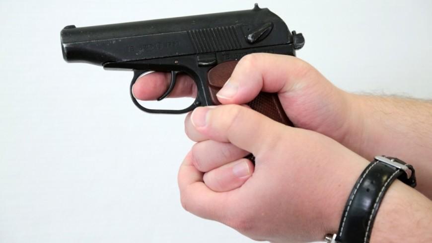 На Московском проспекте нашли мужчину с пулевым ранением в голове