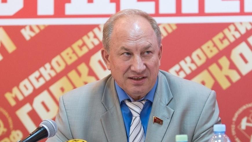 Депутат Рашкин потребовал суд наказать Мутко за Пхенчхан