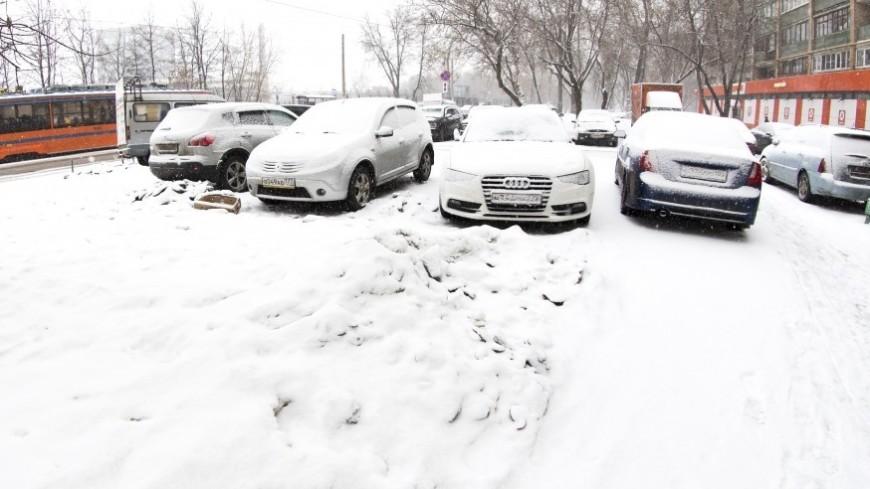 Циклон принес на Колыму аномальное тепло и снегопады