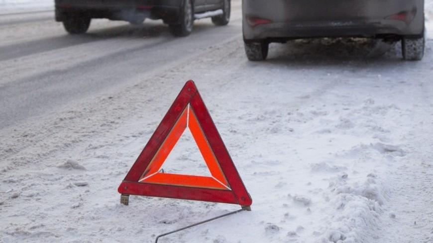 Два человека пострадали в ДТП с семью автомобилями на Сахалине