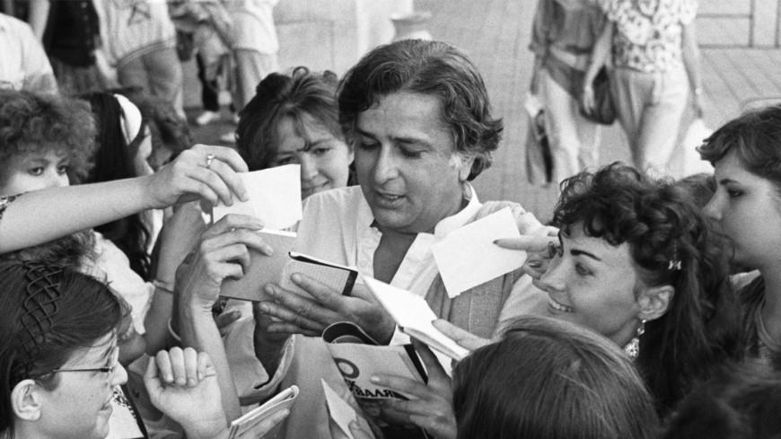 Скончался любимец советских женщин илегенда индийского кино Шаши Капур