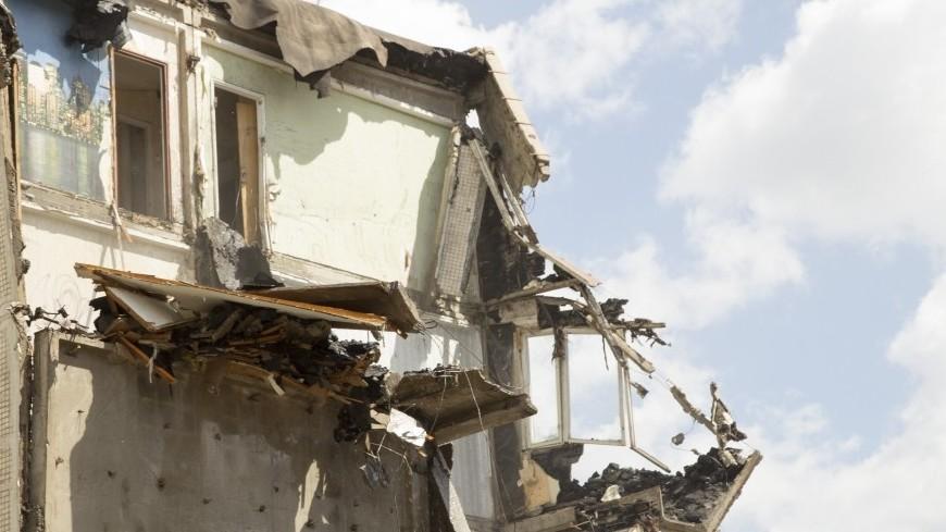 Жильцов обрушившегося под Иваново дома спас услышавший треск сосед