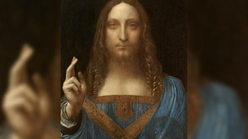 Самую дорогую картину Леонардо да Винчи выставят в филиале Лувра в ОАЭ