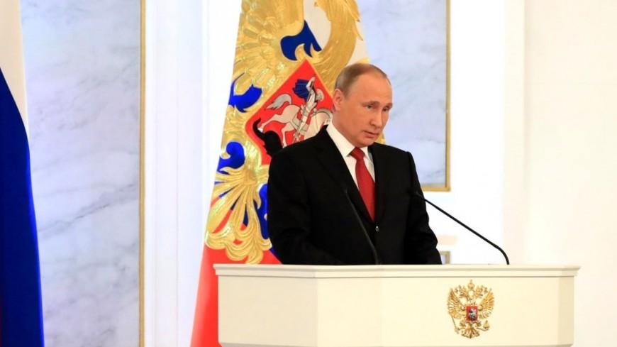 Путин пообещал развивать систему соцгарантий для военнослужащих