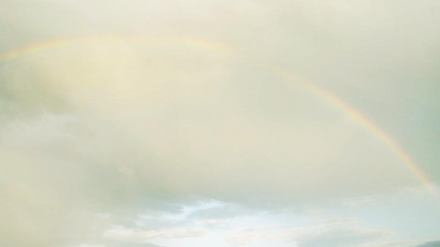 Самая длительная  вмире радуга замечена над Тайванем