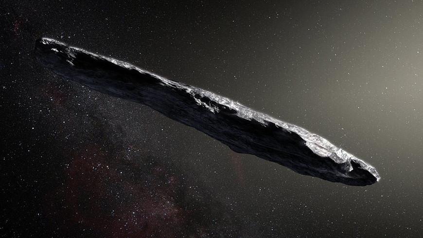 Астрономы не нашли следов инопланетян на «астероиде-сигаре»