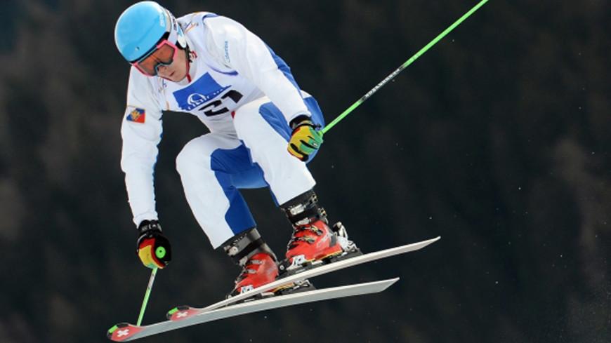 Россиянин победил на этапе Кубка мира по фристайлу в дисциплине ски-кросс