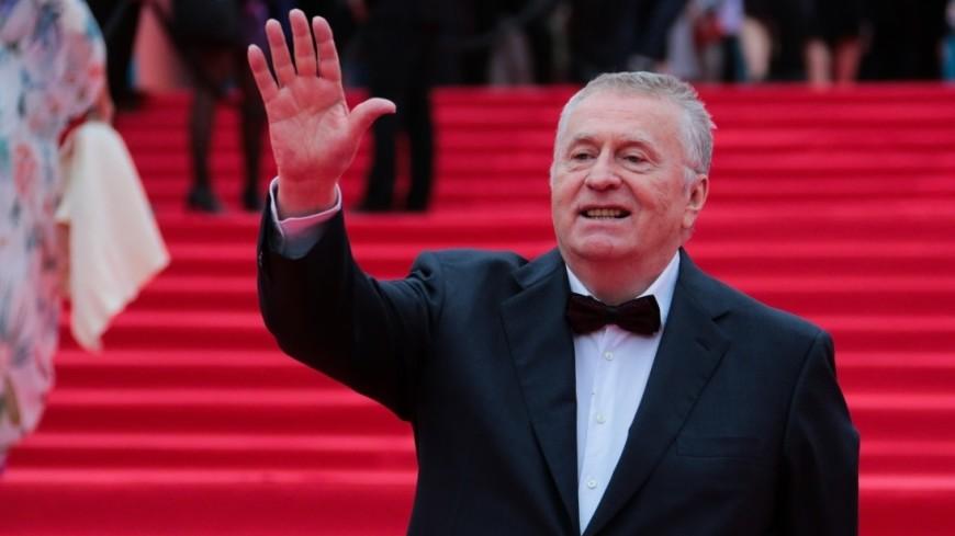 Жириновский назвал себя «самым стерильным кандидатом»