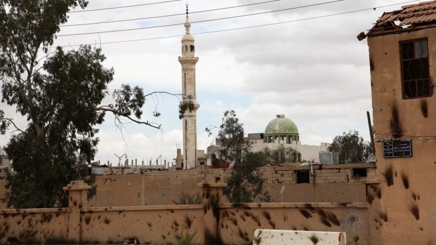 В сирийском Хомсе взорвался автобус: восемь человек погибли