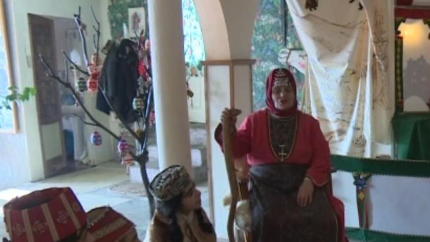 По старинке: армянское село отмечает Новый год по вековым обычаям