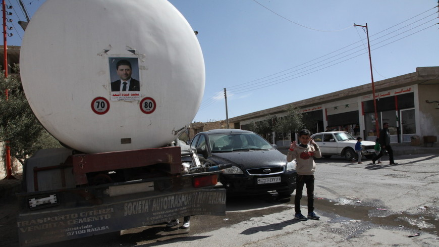 Боевики отравили дизельным топливом воду в Дамаске