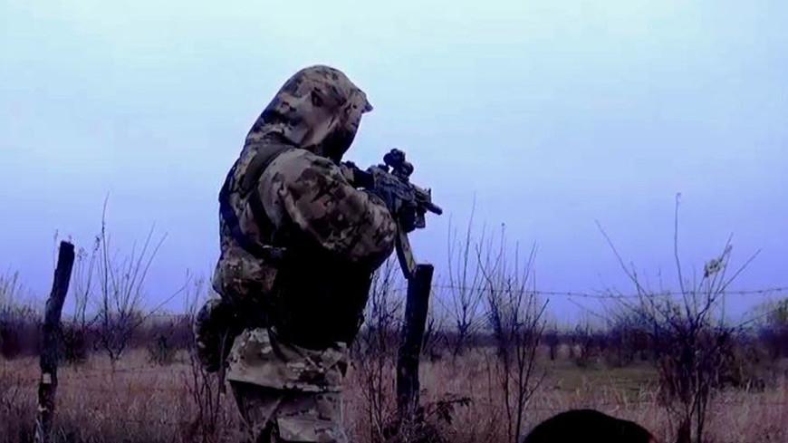 Спецоперация в Чечне: одному боевику удалось скрыться