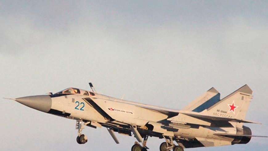 Один из пилотов МиГ-31 ранен, второй не пострадал