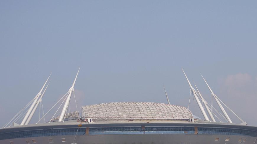 Стадион «Крестовский» принял первых посетителей