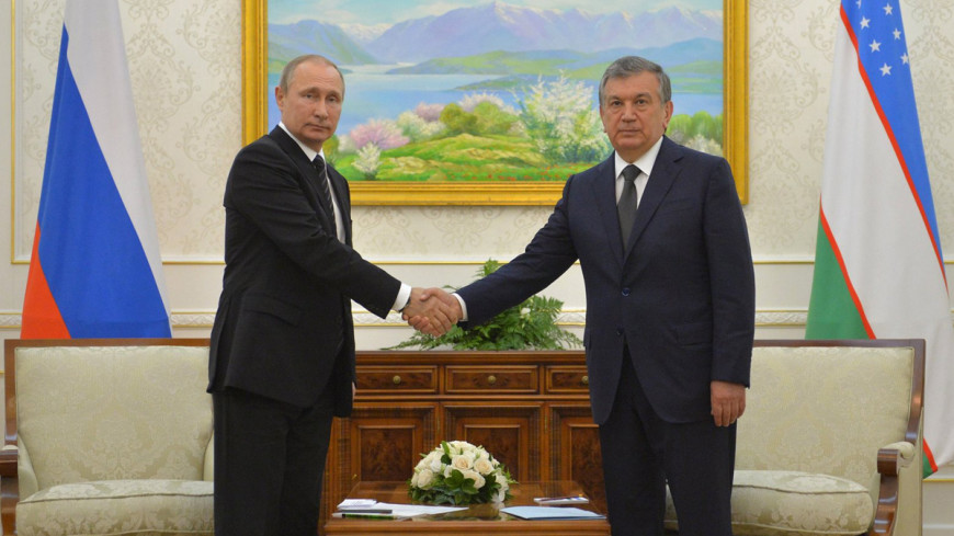 Президент Узбекистана Мирзиеев приедет в Москву на переговоры весной