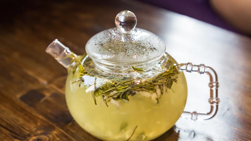 Зеленый чай может защитить от рака и СПИДа