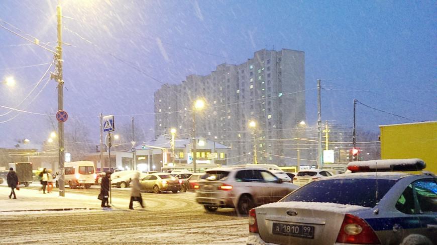 В Москве ищут водителя Infinity, сбившего инспектора ДПС