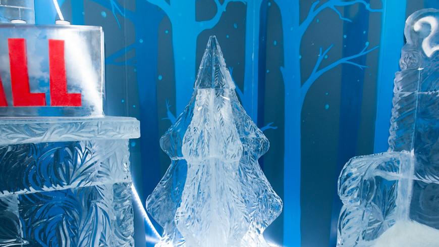 Московский Кремль построят изо льда к Новому году