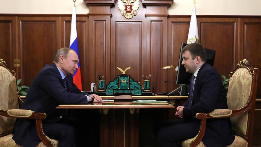 Рубль укрепляющийся: Путин и Орешкин поговорят о макроэкономике