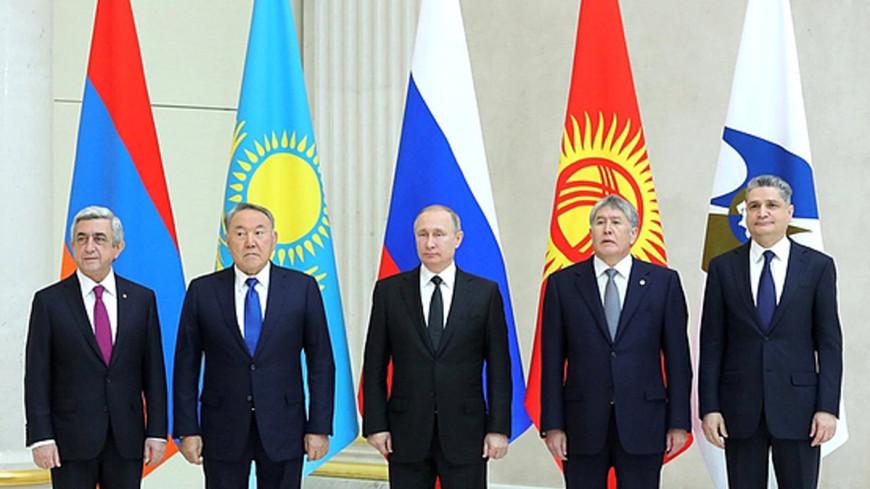 Назарбаев предложил коллегам по ЕАЭС создать антикризисный совет