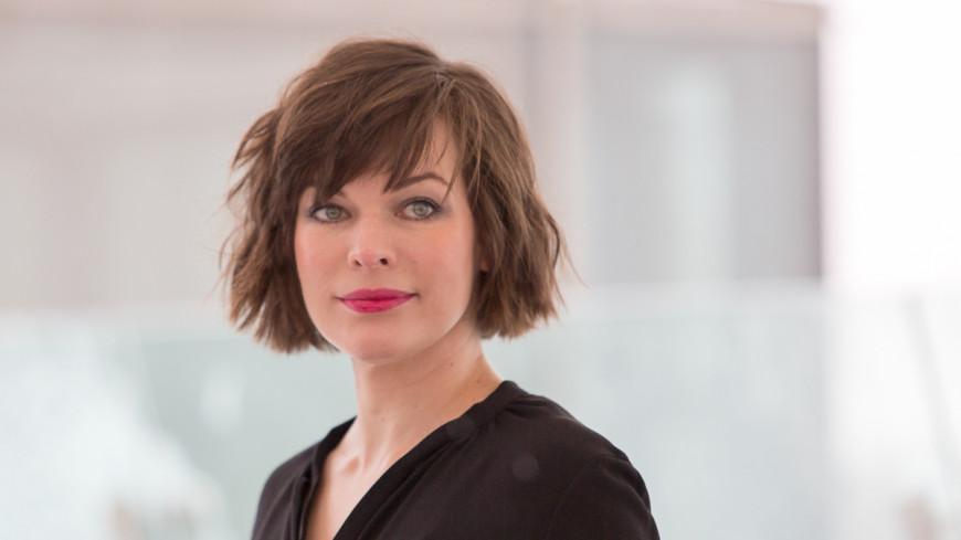 Мила Йовович: Я бы осталась в России ради пельменей