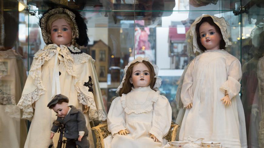 Как менялись куклы: назначение, облик