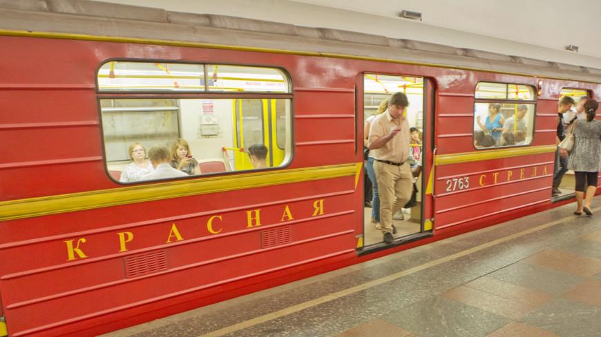 В московском метро можно будет посмотреть телевизор