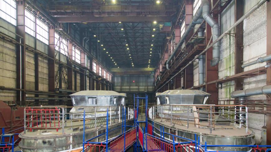 Под Петербургом заложили корабль нового поколения «Иван Антонов»