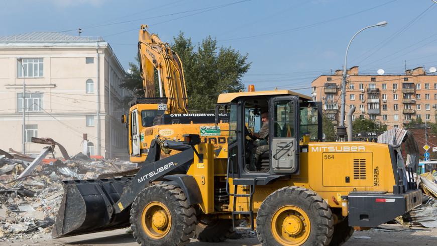 В Косово снесли разделительный барьер