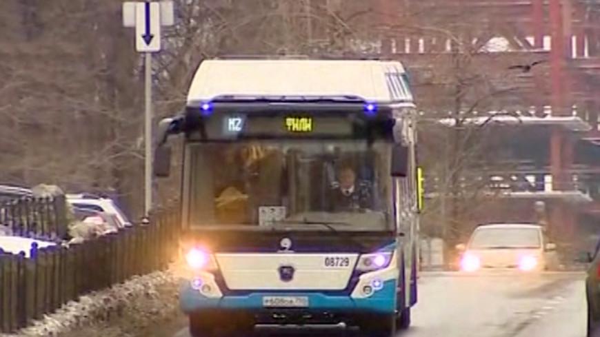 Электробусы перевезли первых пассажиров в Москве