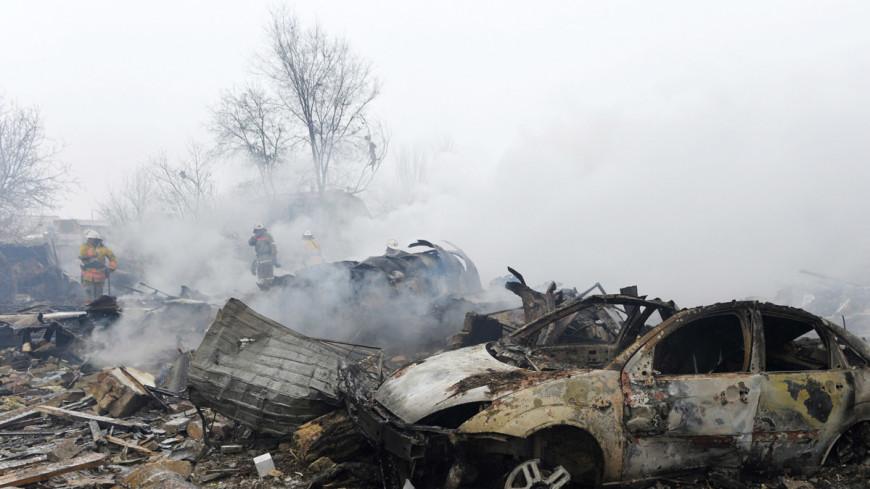 Ошибка экипажа или усталость: что стало причиной крушения Boeing 747
